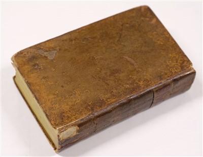 Lot 11-Fludd (Robert). Societatis de Rosea Cruce defendens, 1st edition, 1617