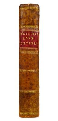 Lot 277 - Combe (William). Original Love-Letters, 1st edition, 1784