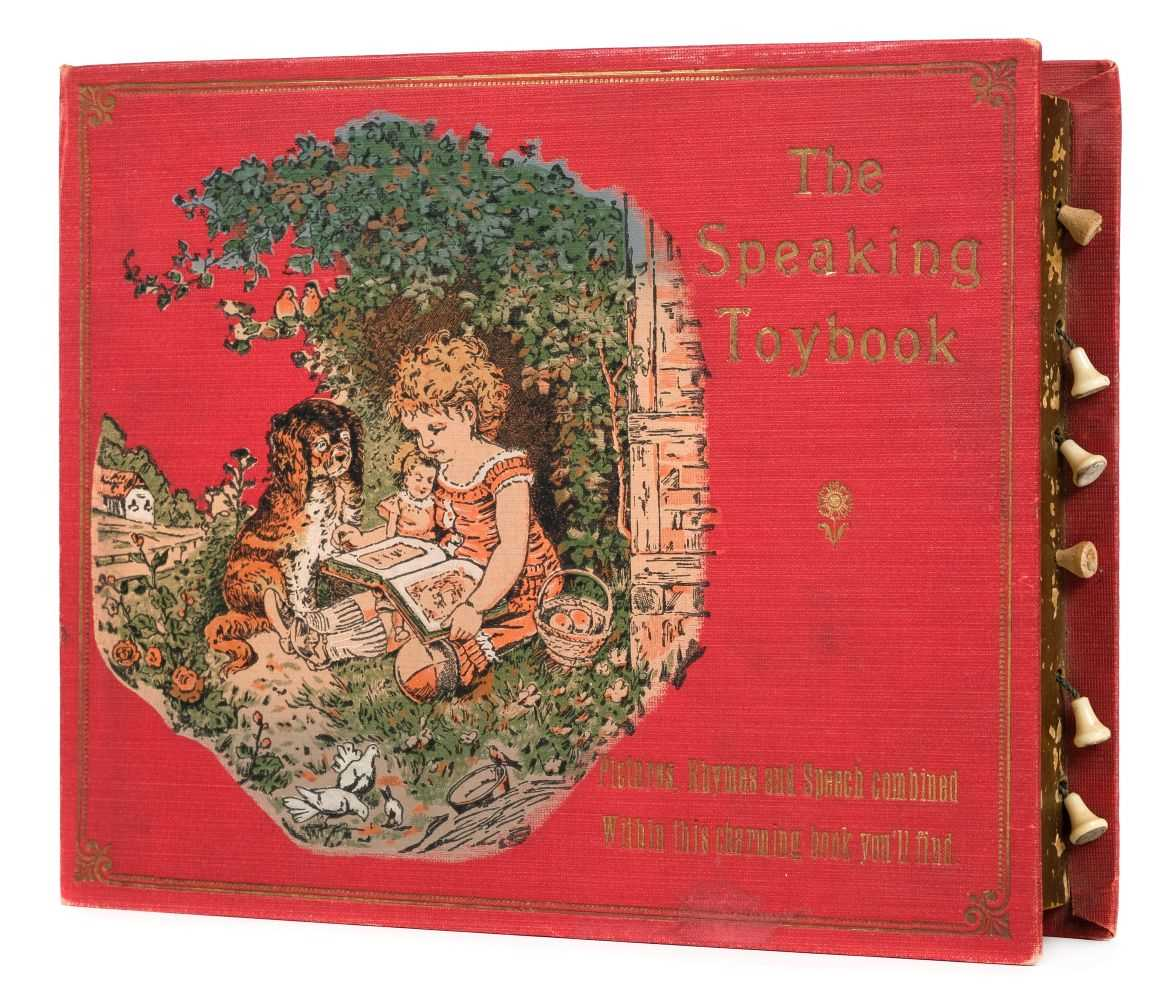 Lot 524-The Speaking Toybook. circa 1900