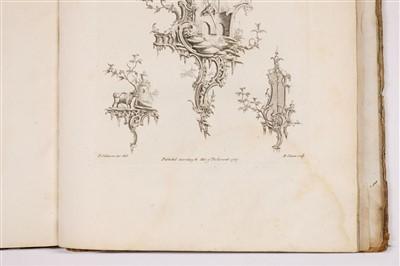 Lot 223 - Johnson (Thomas). Designs, 1758