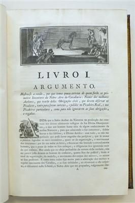 Lot 303 - Andrade (Manoel Carlos de). Luz da Liberal, 1790