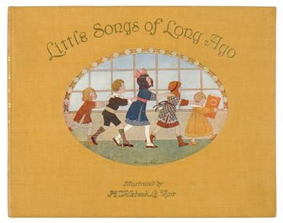 Lot 563-Le Mair (H. Willebeek, illustrator). Little Songs of Long Ago, 1st edition, [1912]
