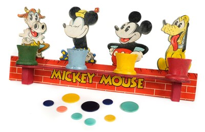 Lot 514-Disney (Walt). Mickey Mouse Tidley Winks, 1930s