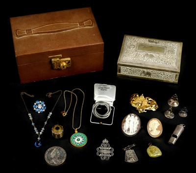 Lot 31-Wax Seals. A mixed collection of items
