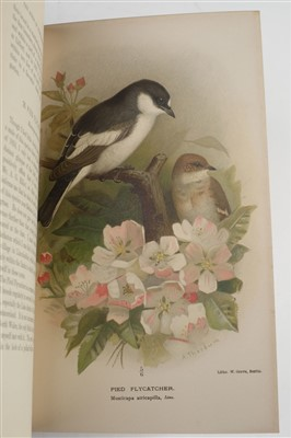 Lot 88-Lilford (Thomas Littleton Powys, 4th Baron). Birds of Northamptonshire, 1895, extra-illustrated