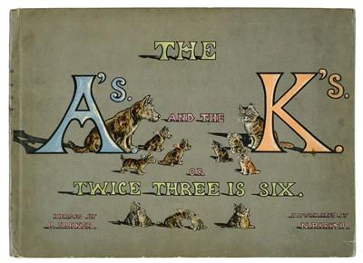 Lot 574-Parker (B. & N.). The A.A.A.A.s. and the K.K.K.K.s. or Twice Three is Six, [1914]