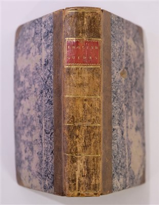 Lot 48-Guide Books. Tower of London, 1801