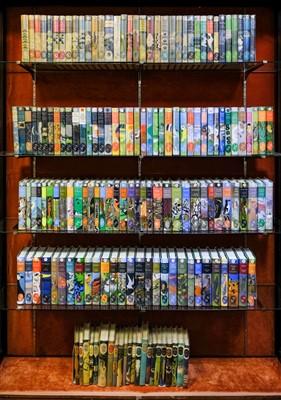 Lot 96 - New Naturalist. Volumes 1-137, 1st editions, 1945-2018