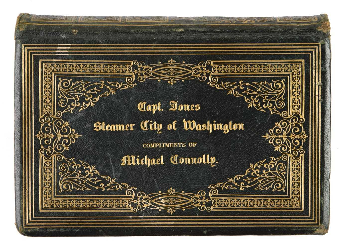 Lot 30-Shannon (Joseph). Manual of the Corporation of the City of New York, 1869