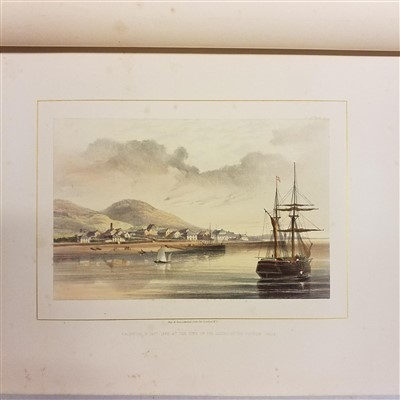 Lot 29-Russell (William Howard). The Atlantic Telegraph, [1865]