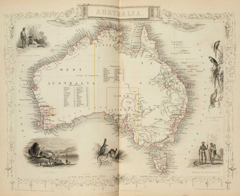 Lot 47-Wright (Thomas). The Universal Pronouncing Dictionary, circa 1850