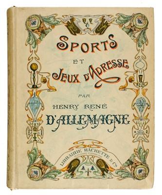 Lot 529-Allemagne (Henry, Rene d'), 1903