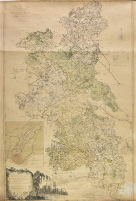 Lot 96-Buckinghamshire. Thomas Jefferys, 1788.