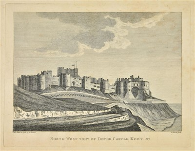 Lot 50-Darell (William). The History of Dover Castle, 1786