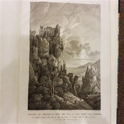 Lot 7-Cassas (Louis-François). 'Chypre', 1799