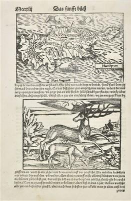 Lot 19-Cyprus. Abraham Munster, circa 1550