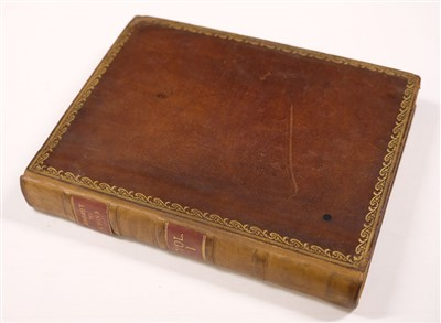 Lot 40-Staunton (George). Authentic Account of an Embassy to the Emperor of China, 1st edition, 1797