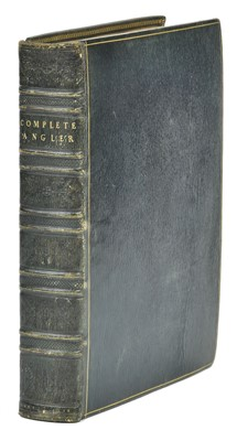 Lot 83-Walton (Isaac & Cotton Charles). The Complete Angler 1808