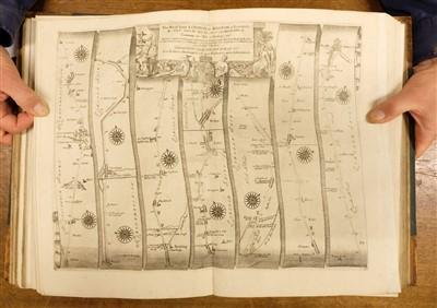 Lot 59 - Ogilby (John). Britannia, 1698.