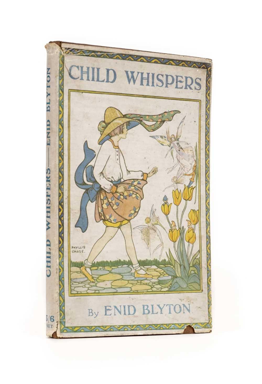 Lot 593 - Blyton (Enid). Child Whispers, 1923