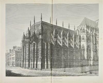 Lot 51-Dugdale (William) Monasticum Anglicaum 1817-1830
