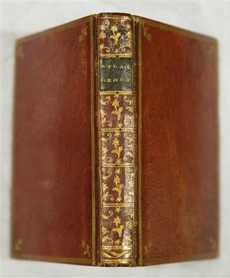 Lot 35-Rizzi Zannoni (Giovanni Antonio). Atlas Géographique contenant la Mappemonde..., 1762
