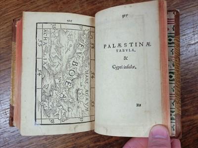 Lot 326-Rheticus (Georg Joachim; former owner). De Cosmographiae rudimentis, Basel, 1561