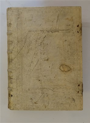 Lot 181 - Hippocrates, [Opera], 1st edition in Latin, 1525