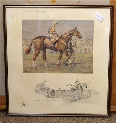 "Lot 36-Payne (Charles Johnson, ""Snaffles""). A collection of prints, 20th century"