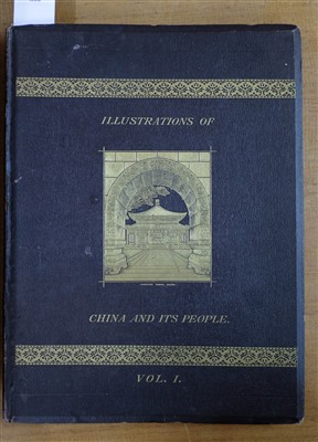 Lot 44-Thomson (John). Illustrations of China and its People, 4 volumes, 1st edition, 1873-4