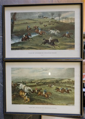 Lot 47-Sporting Prints. A collection of thirty-eight prints, mostly 20th century