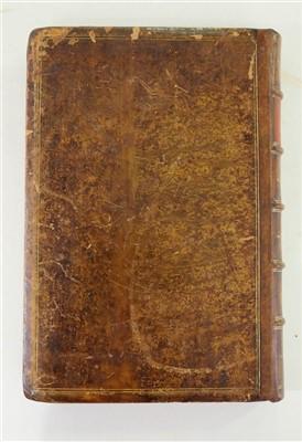 Lot 208-Spenser (Edmund). The Faerie Queen: The Shepheards Calendar..., 1611