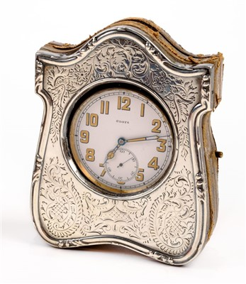 Lot 19 - Pocket watches. A collection of silver and gold plated pocket watches