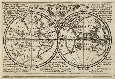 Lot 27-Gibson (John & Bowen Emanuel), Atlas Minimus..., 1792