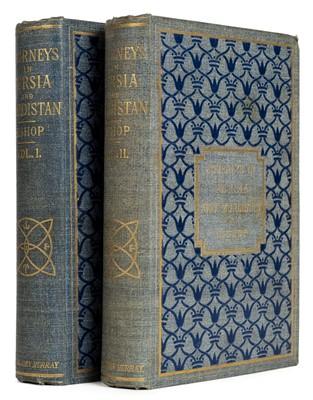 Lot 7 - Bishop (Isabella, née Bird). Journeys in Persia and Kurdistan, 1st edition, 1891