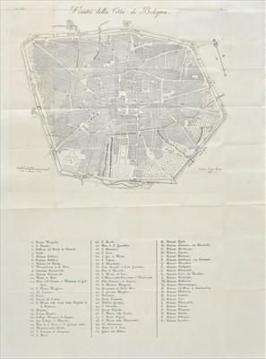 Lot 8-Bocchi (Francesco). Le Bellezze della Citta di Firenze, 1st edition, Florence, 1677