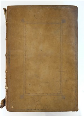 Lot 247-Bible [English]. The Holy Bible, 4th folio edition, 1634
