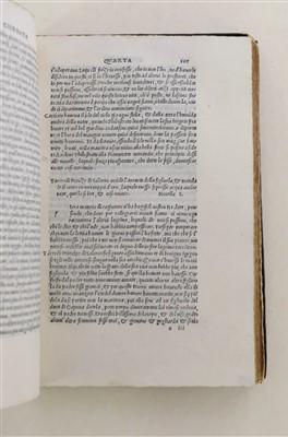 Lot 149-Boccaccio (Giovanni). Il Decamerone, Florence: Giunta, 1527