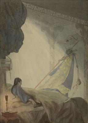 Lot 661 - Andersen (Hans Christian). The Nightingale, 1924