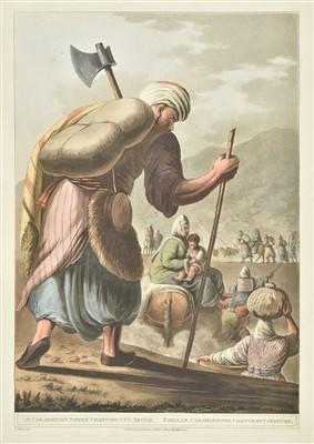Lot 45-Mayer (Luigi). Views in the Ottoman Empire, 1st edition, 1803
