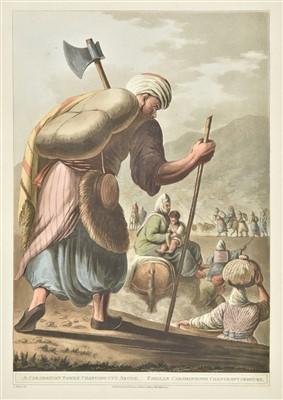 Lot 45 - Mayer (Luigi). Views in the Ottoman Empire, 1st edition, 1803