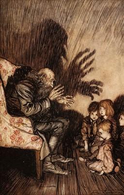 Lot 654 - Rackham (Arthur, illustrator). Rip Van Winkle, 1905