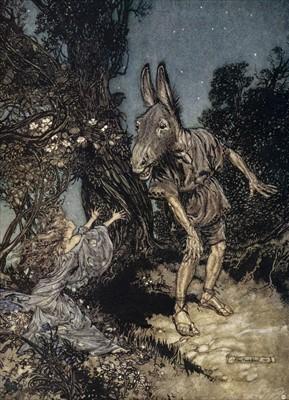 Lot 652 - Rackham (Arthur, illustrator). A Midsummer-Night's Dream, 1908