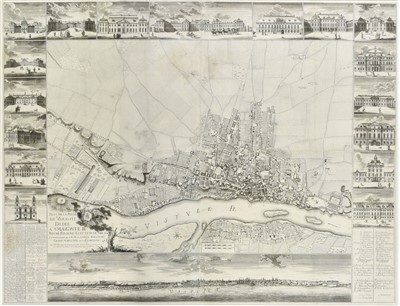 Lot 153-Warsaw. De Tirregaille (Pierre), 1762