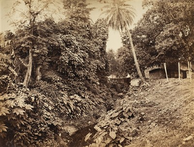 Lot 27-India. Macfarlane (Donald, 1830-1904). A group of 7 photographs, c. 1860