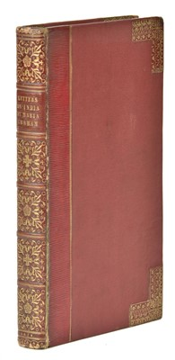 Lot 26 - Graham (Maria). Letters on India, 1st edition, 1814, ex libris William Beckford