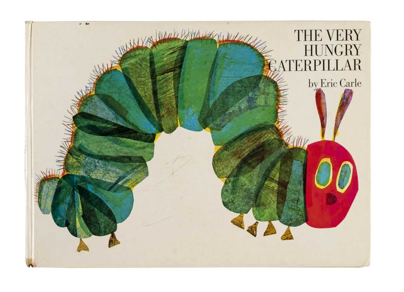 Lot 602 - Carle (Eric). The Very Hungry Caterpillar, 1st UK edition, 1970