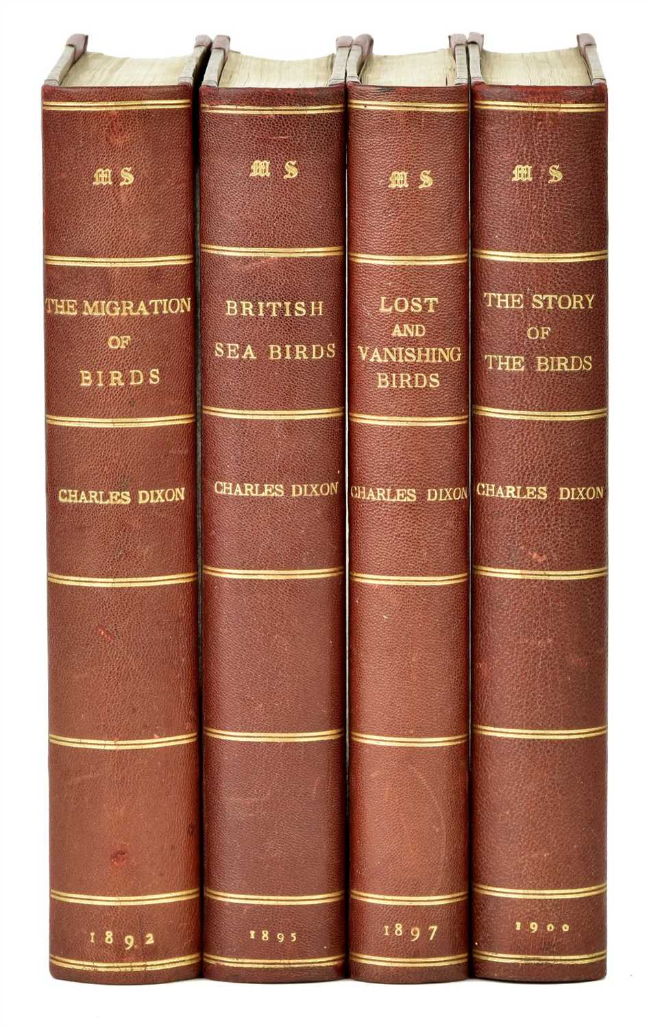 Dixon (Charles, 1858-1926). 'The Migration of Birds', & 3 others, holograph...