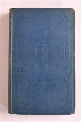 Lot 531-Melville (Herman). White Jacket; or, the World in a Man-of-War, 2 volumes, 1st edition, 1850