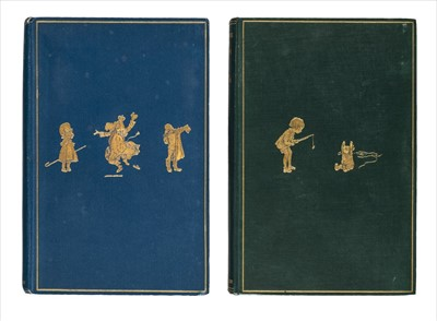 Lot 636 - Milne (A. A.). When We Were Very Young, 1924; Winnie-The-Pooh, 1926
